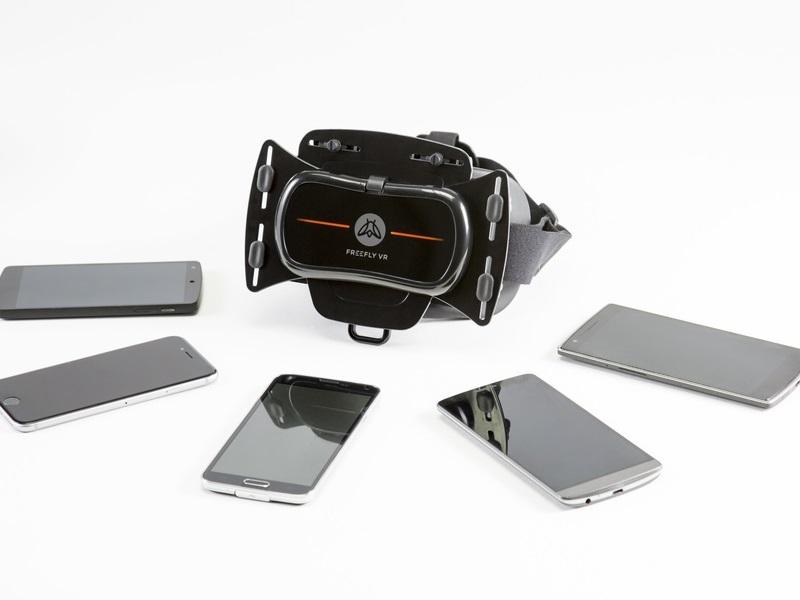 VR pentru telefoane